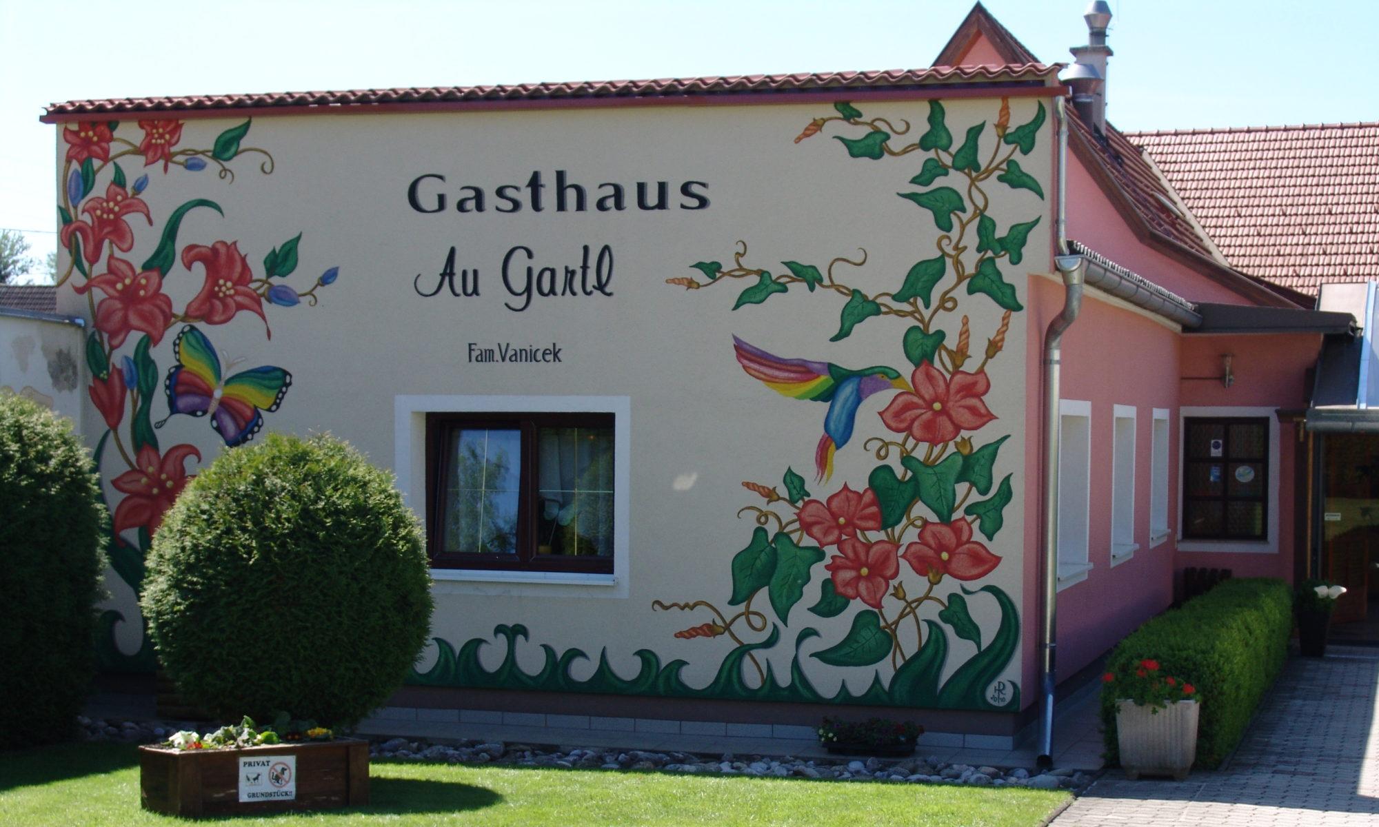 "Gasthaus ""Au Gartl"""